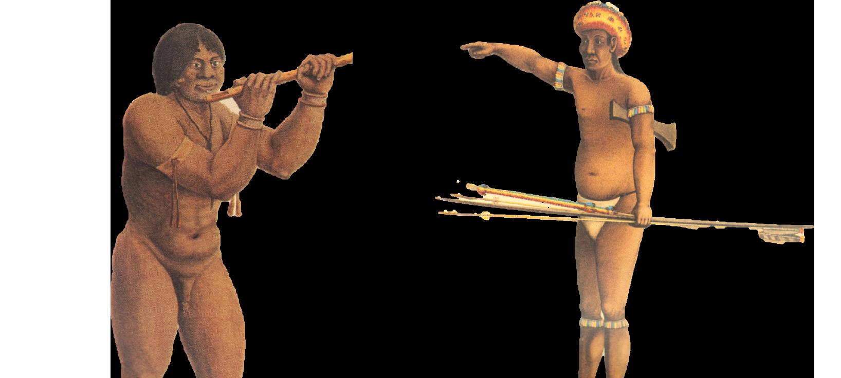 Indios-com-flauta